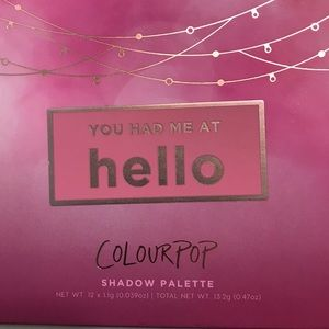 You had me at hello pallet